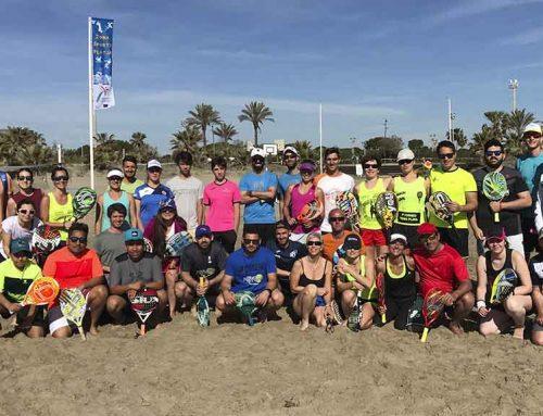 Torneo 12 Mayo 2019 de Tenis Playa